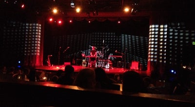 Photo of Music Venue Triple Door at 216 Union St, Seattle, WA 98101, United States
