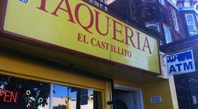 Photo of Mexican Restaurant El Castillito Taqueria at 136 Church St, San Francisco, CA 94114, United States