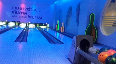 Photo of Bowling Alley SF Strike Bowl (เอส เอฟ สไตร์ค โบล์ว) at Centralplaza Rattanathibet, Bang Kra So 11000, Thailand