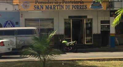 Photo of Bakery Panadería y Pastelería San Martín de Porres at Ave. Pedro Joaquín Coldwell, Cozumel, Mexico