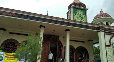 Photo of Mosque Masjid Al-Mukhlisin at Rest Area Km 39, Bekasi, Indonesia