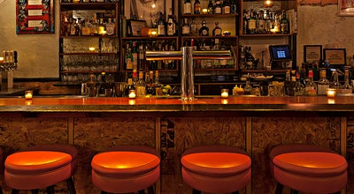 Photo of Restaurant Swine at 531 Hudson Street, New York, NY 10014, United States