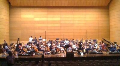 Photo of Concert Hall หอประชุมใหญ่ ศูนย์วัฒนธรรมแห่งประเทศไทย at Thailand