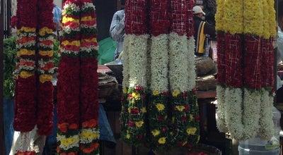 Photo of Farmers Market Gandhi Bazaar at Basavanagudi, Bangalore, India