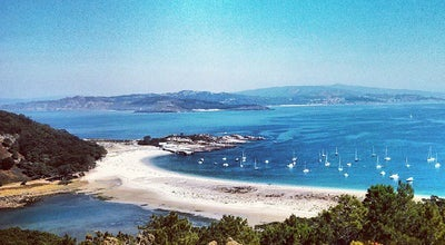 Photo of Island Illas Cíes at Illas Cíes, Vigo 36212, Spain