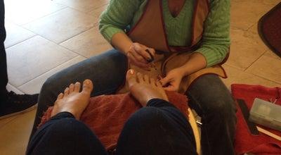 Photo of Nail Salon QT Nails & Spa at 1500 E Village Way, Orange, CA 92865, United States