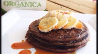 Photo of Vegetarian / Vegan Restaurant Orgánica Cafe + Ecotienda at Av. López Portillo #103 Local 3, Campeche 24090, Mexico