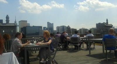 Photo of Scenic Lookout Roof Garden T&T at Avenue Du Port 86c, Bruxelles 1000, Belgium