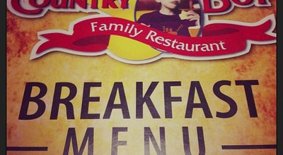 Photo of Breakfast Spot Country Boy at 5 Manitou Dr., Kitchener, ON N2C 1K8, Canada