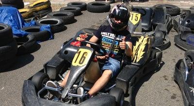 Photo of Go Kart Track Play City at 35 Acharyan St., Երևան 0040, Armenia