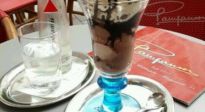 Photo of Ice Cream Shop Eiscafé Pampanin at Heggerstraße 35, Hattingen 45525, Germany