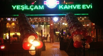 Photo of Cafe Yeşilçam Kahve Evi at Atatürk Mah. Adnan İnanıcı Cad. No:46, Gaziantep 27090, Turkey