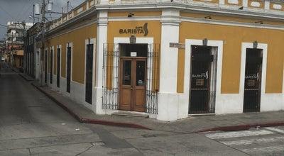 Photo of Cafe Cafe Barista at Quetzaltenango, Guatemala