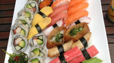 Photo of Sushi Restaurant The Sea Street Sushi Bar at Sjögatan 9, Sundsvall 852 34, Sweden