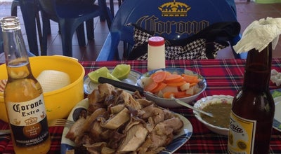 Photo of BBQ Joint Carnitas Marilu at Privada Bogota, Madero, Mexico
