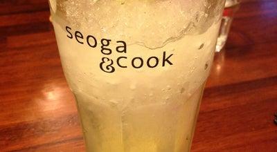 Photo of Italian Restaurant 서가앤쿡 (Seoga & Cook) at 동남구 만남로 58, 천안시 330-943, South Korea