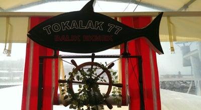 Photo of Fish and Chips Shop Tokalak77 Balık Ekmek at Balıkçılar Kooperatifi Yanı, Yalova, Turkey