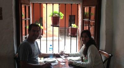 Photo of Italian Restaurant La Trattoria Del Monasterio at Arequipa, Peru