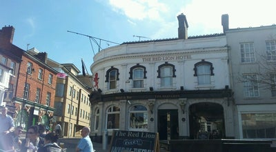 Photo of Hotel Bar Brooks (Red Lion Pub) at United Kingdom