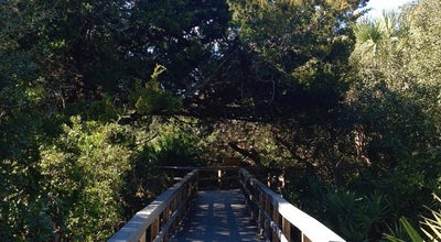 Photo of Trail Fort Matanzas Nature Trail at Fort Matanzas National Monument, Saint Augustine, FL 32080, United States
