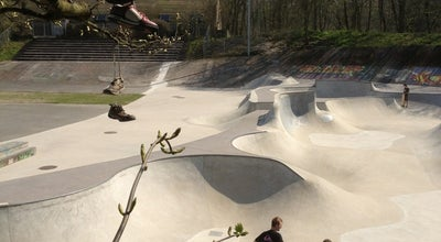 Photo of Skate Park Velodroom Oostende at Lependreef 1, Ostend 8400, Belgium