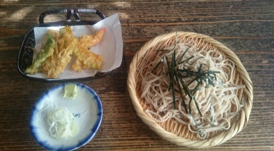 Photo of Ramen / Noodle House 手打ちそば 寿 at 畑中3-527, 青梅市, Japan