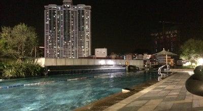 Photo of Pool Grand Hyatt Gym at China