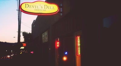 Photo of Sandwich Place Devil's Dill Sandwich Shop at 1711 Se Hawthorne Blvd, Portland, OR 97214, United States