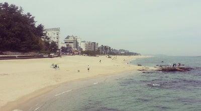 Photo of Beach 강문해수욕장 at South Korea