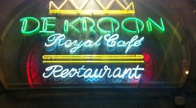 Photo of Bar De Kroon at Rembrandtplein 17-i, Amsterdam 1017 CT, Netherlands