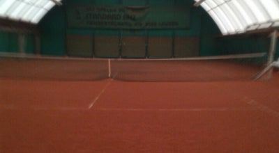 Photo of Tennis Court TC Iris at Diestsesteenweg 300, Kessel-Lo 3010, Belgium