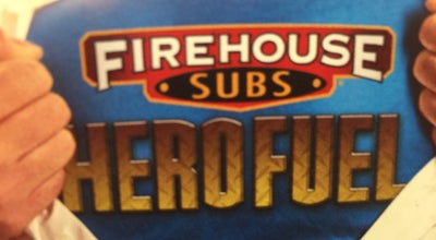Photo of Food Firehouse Subs at 11617 Maumelle Blvd, North Little Rock, AR 72113, United States
