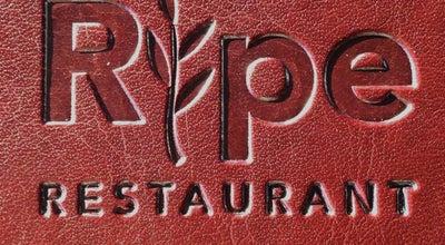 Photo of Italian Restaurant Ripe Restaurant at 1788 Regent St., Sudbury, ON P3E 3Z8, Canada