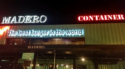 Photo of Burger Joint Madero Container Guarapuava at Br 277, Guarapuava, Brazil
