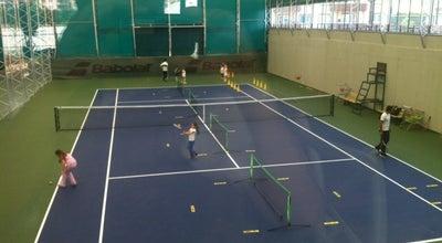 Photo of Tennis Court Podyum Tenis Kulübü at Podyumpark, Nilüfer, Turkey