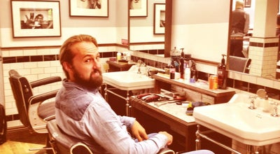 Photo of Salon / Barbershop Sharps Barber and Shop at 9 Windmill St, Fitzrovia W1T 2FJ, United Kingdom