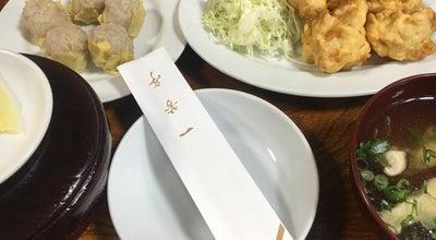 Photo of Chinese Restaurant 一芳亭 船場店 at 中央区船場中央1-4, 大阪市, Japan