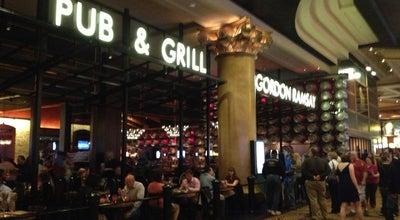 Photo of Gastropub Gordon Ramsay Pub & Grill at 3570 Las Vegas Blvd S, Las Vegas, NV 89109, United States