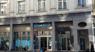 Photo of Supermarket Albert Heijn at Groenplaats 40, Antwerpen 2000, Belgium