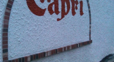 Photo of Italian Restaurant Capri Restaurant & Pizza at 313 E State St, Rockford, IL 61104, United States
