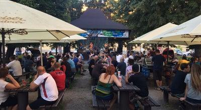Photo of Beer Garden Letní Scéna Slavie at Czech Republic