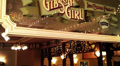 Photo of Ice Cream Shop Gibson Girl Ice Cream Parlor at Main Street, U.s.a., Anaheim, CA 92802, United States