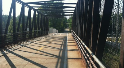 Photo of Trail Cedar River Trails C Street Entrance at C Street Sw, Cedar Rapids, IA 52404, United States