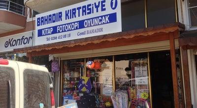 Photo of Bookstore Bahadır Kırtasiye 1 at Turkey