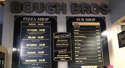 Photo of Italian Restaurant Dough Bros Pizzeria and Sub Shop at 400 N State St, Chicago, IL 60654, United States