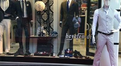 Photo of Men's Store Beyefendi Giyim at Konya, Turkey