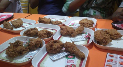 Photo of Fried Chicken Joint KFC Restaurant Madurai at India