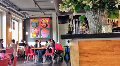 Photo of Coffee Shop Cubico Caffè at Stationsplein 15, Maastricht 6221 BT, Netherlands