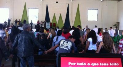 Photo of Church Igreja Batista no Leandro at Estr. Do Mazomba, Brazil