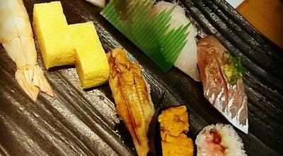 Photo of Sushi Restaurant 鮨処 わたつみ at 赤江, 宮崎市 880-0912, Japan